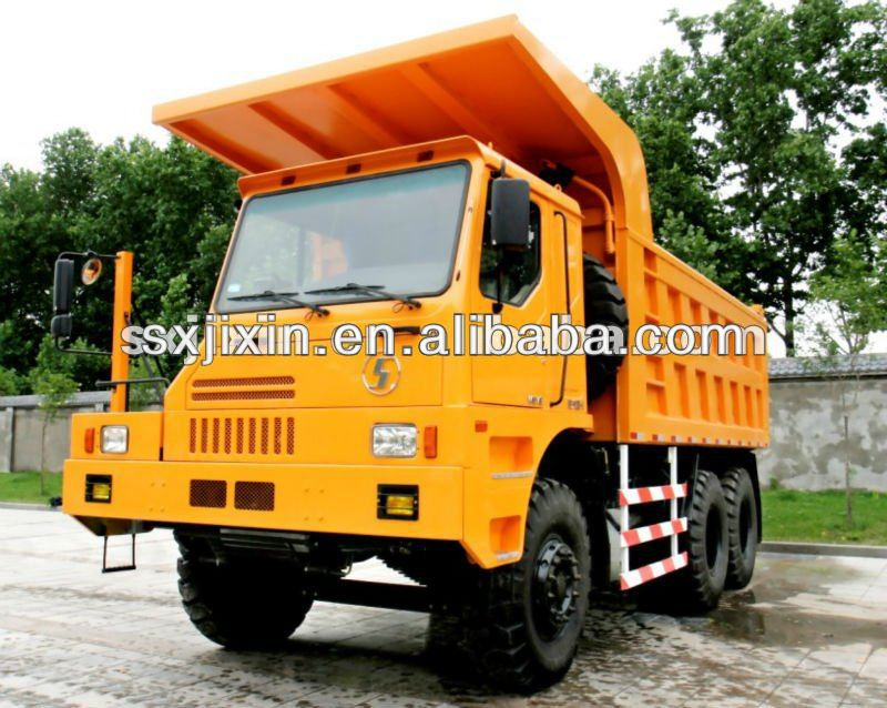 Shaanxi Shacman RC off road mining dump truck price 40ton for sale
