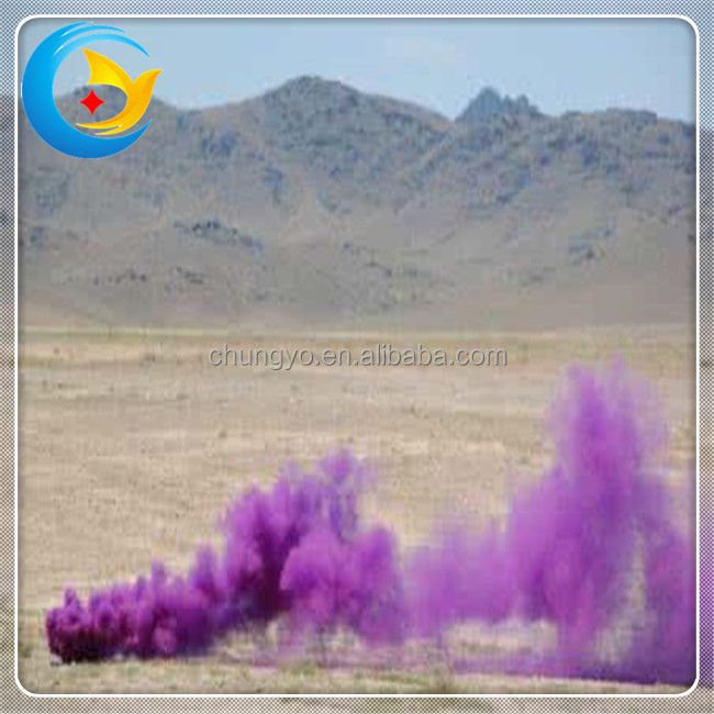 2017 Organic colored powder solvent violet 31 solvent smoke dyes