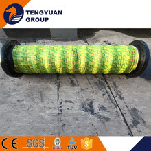 Dredging Fabric reinforced flexible 12 inch high pressure rubber hose