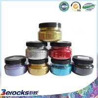 China Manufacturer Colorful Abstract acrylic paint glitter spray paint glitter glue for drawing