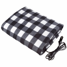 Cheaper 12V / 24V Car Heated Blanket Electric Heating Blanket