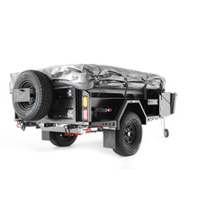 ECOCAMPOR Off Road Sof Floor Camper Trailer