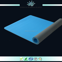 Light and soft tpe yoga mat/imprint logo yoga mat