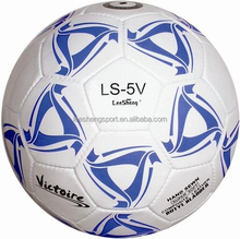 Anti-skidding and waterproof surface great PU leather soccer ball