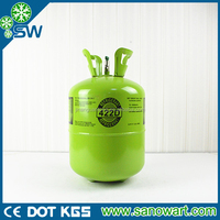 Mixed refrigerant gas R422d cool gas with best price