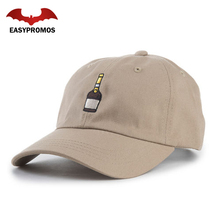 High Quality Custom 5 Panel Cotton Bucket Dad Caps Hat with Embroidery Logo
