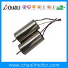 High power 10mm coreless motor CL-1020 with 1S and 46500rpm for racing drone and aircraft-chaoli2016