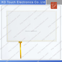 high transparent 15 inch touch panel 4-wire resistive