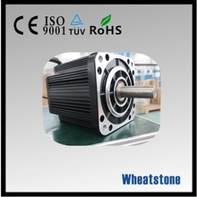 10kw 48v brushless dc motor with gearbox for cargo