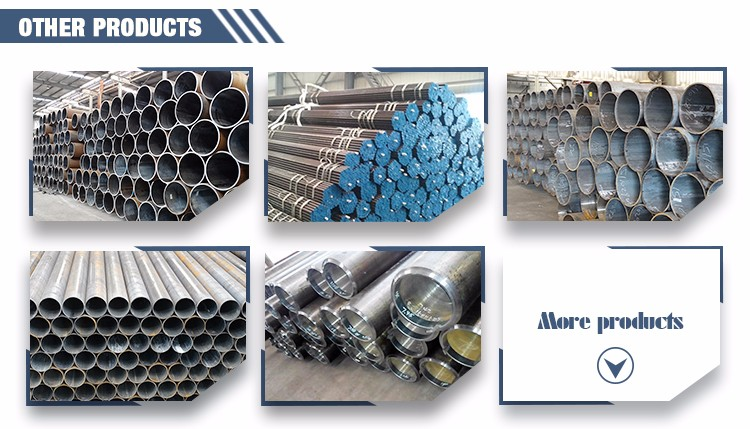 Reasonable price astm a500 grade b alloy steel pipe price