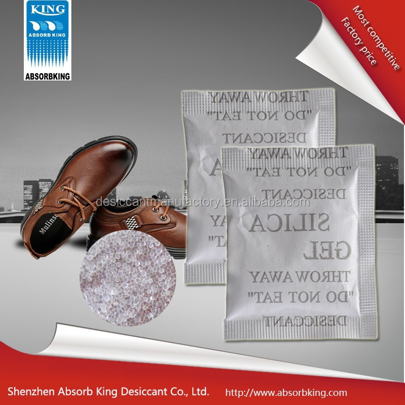 Super drying agent frangance silica gel desiccant for shoes