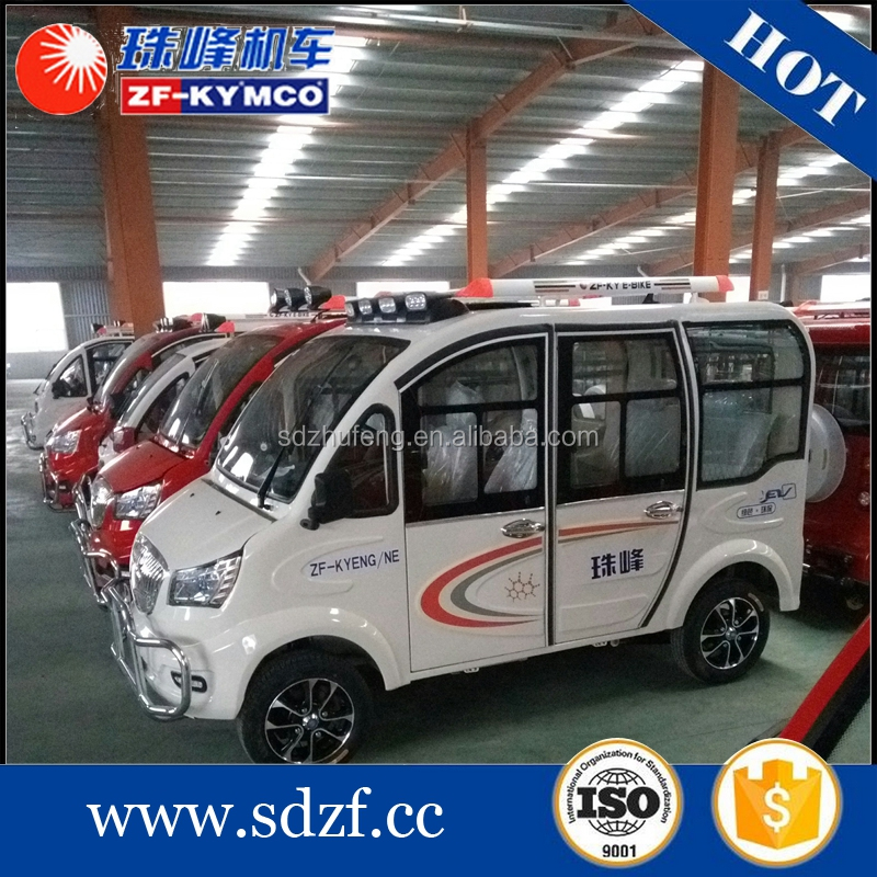 Factory Price!!! four-wheel drive mini passenger van