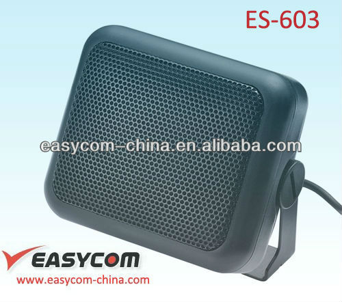 CB speaker or GPS external seaker with 8 ohm impendance and 5w output