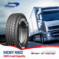 11.00R20 high quality truck tire with competitive price Famous Chinese Brand EFFIPLUS-MOBY R802
