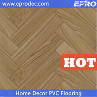 Hot Sales marbling pattern commercial use new type vinyl pvc flooring