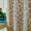 New arrival Polyester Jacquard Curtain
