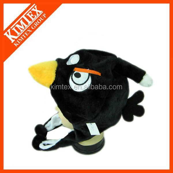 2015 Hot sale winter kids animal hats for adults
