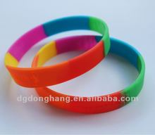 2012 cheap debossed silicone wristbands