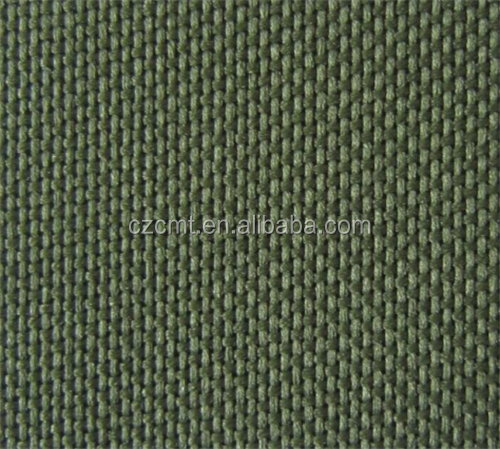 waterproof 100% nylon 1000D Cordura fabric with PU coating