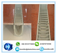 CXL150 Linear drainage grating /Trench drain cover /gutter grating