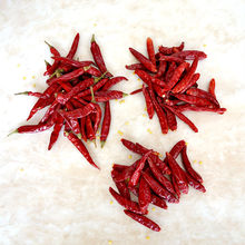 Chinese dry red hot chili pepper