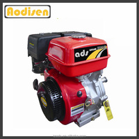 single cylinder diesel engine with clutch 4 stroke air cooled time top quality