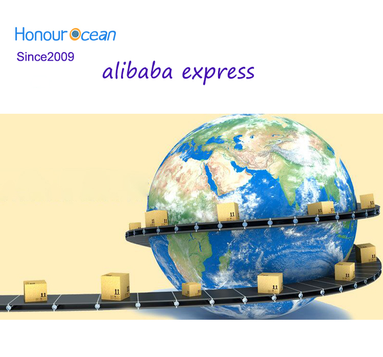 ali baba express shipping from china to singapore canada japan USA