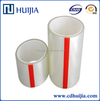 transparent PET protective film thickness 0.038mm 0.07mm 0.1mm