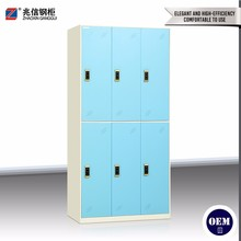 Smart key easy lockers cabinet for gym