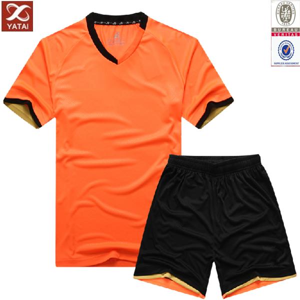 5d4d69eb0 OEM design cheap football shirt maker soccer jersey