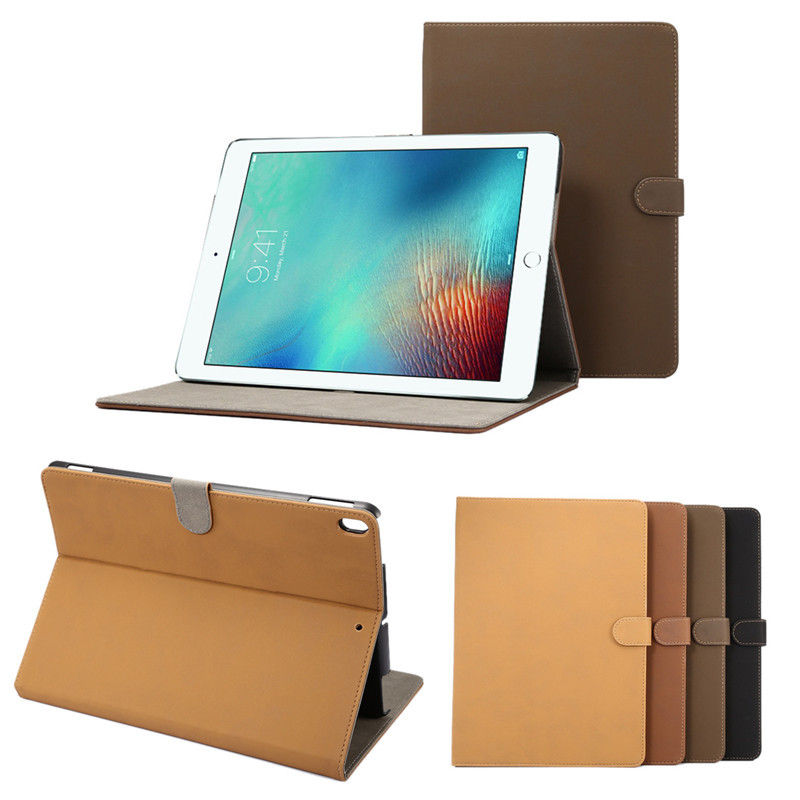 New Arrival For iPad Leather Case 2017 For iPad Pro 10.5 PU Leather Stand Case