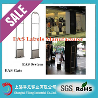 RF system, Eas Rf Security Scanner Gate Anti-Theft Security Gate SG15