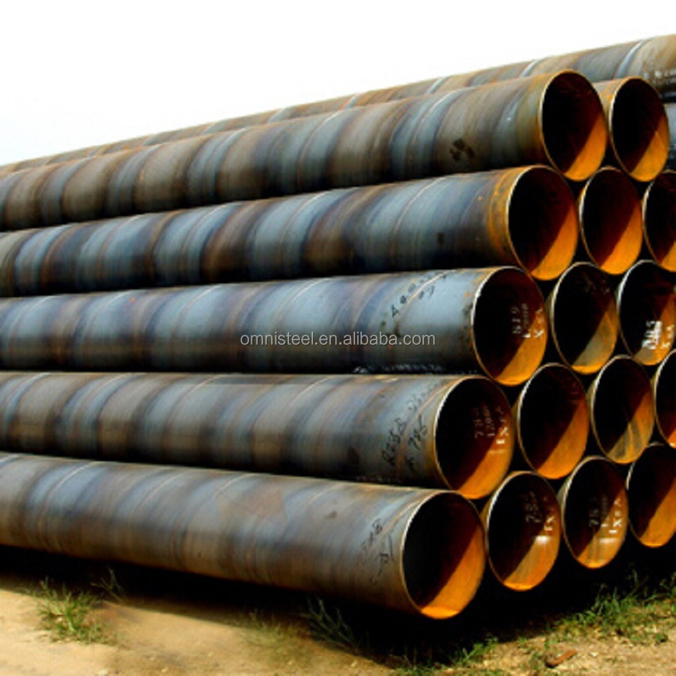 welded spiral din 4130 steel pipe tube tubes Welded Steel Pipe for Liquid Service