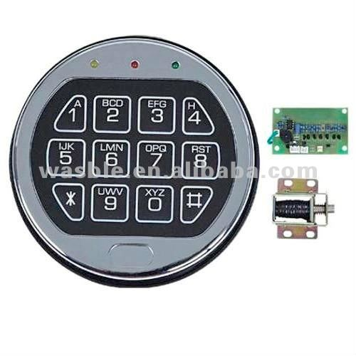 digital lock,safe lock, electronic lock,combination lock,digital combination lock