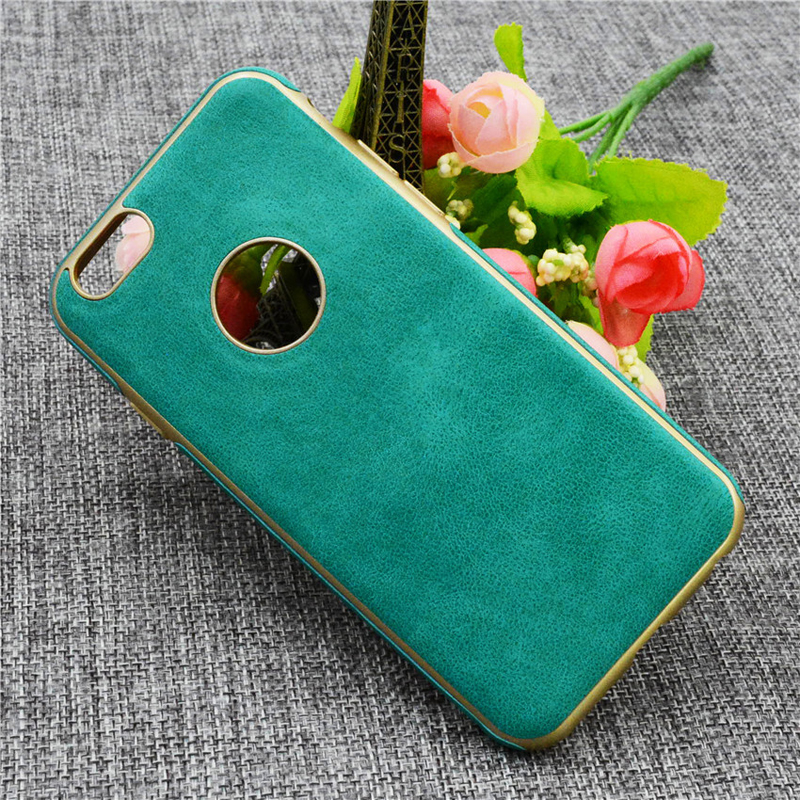 Popular Style cover skin for iphone 7 plus,leather skin case for iphone 7 plus