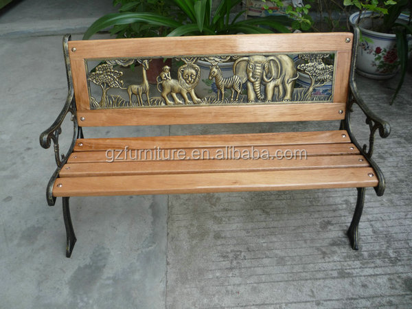 Cast Iron Park Bench Ends View Wrought Iron Garden Bench Product Details From Guangzhou