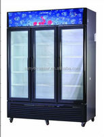 Sanye high quality best sale quick freezing table top refrigerators with CE certification