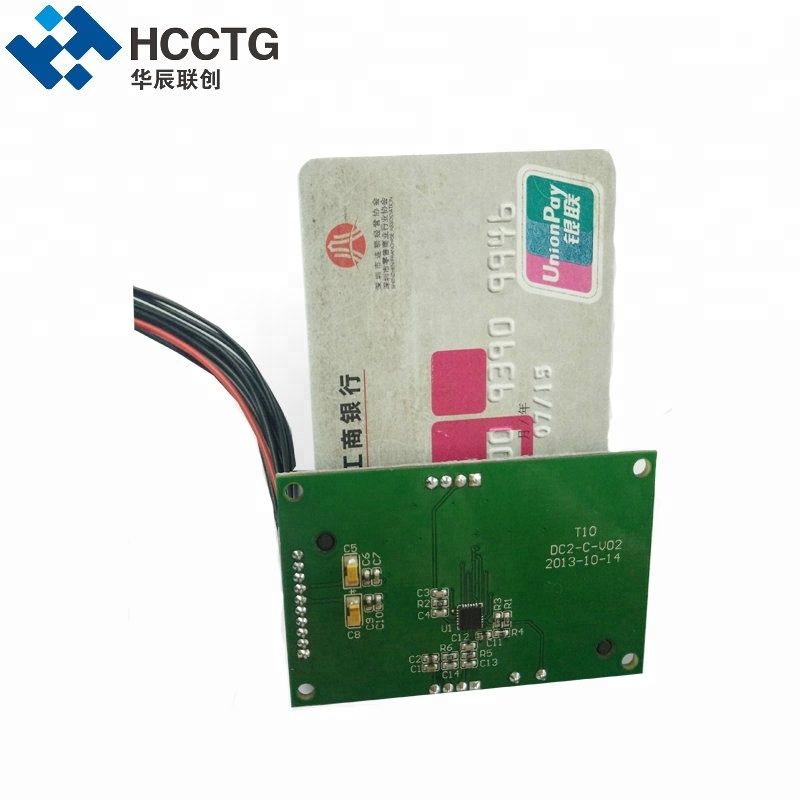3 in 1 Magnetic Smart IC Card NFC RFID Reader <strong>Module</strong> with PSAM HCC-T10-DC