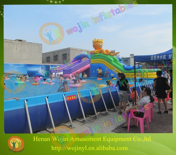 inflatable water game/giant size inflatable aqua water park/inflatable water sports
