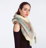 OEM Manufacture Hot Sale New fashion crochet winter scarf Pashmina stole shawl scarf
