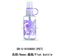 30ml transparent plastic empty cosmetic bottle water mist spray nozzle bottle decorative mist humidifiers