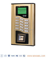 Keypad high quality Biometric Fingerprint& Card Time attendance