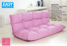 sofa bed/High quality backrest adjustable folding sofa bed