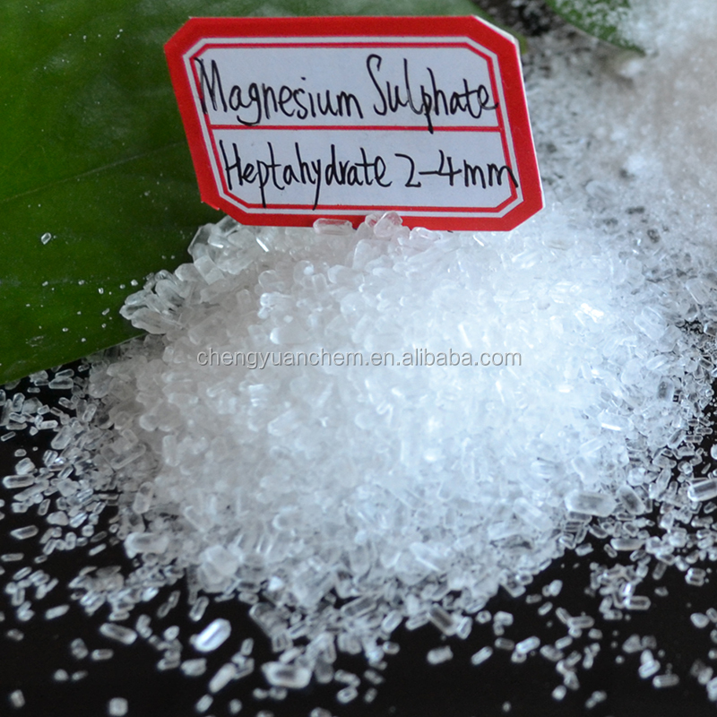 magnesium sulphate hepta magnesium sulphate 7 hydrate