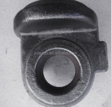 Steel casting and machining service/ casting lifting eye per your design or sample