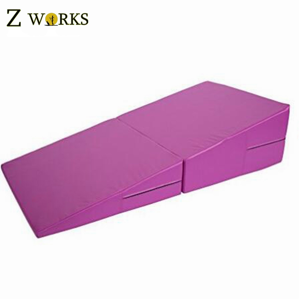 Multifuntional Indoor Foam Balance Beam Incline Bricks Set For Gymnastics or Kids Soft Play Area