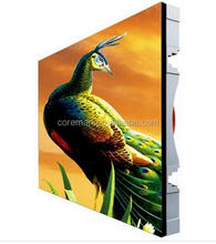 Good price high quality ultra slim cheap led display board led tv screen board aluminium cabinet