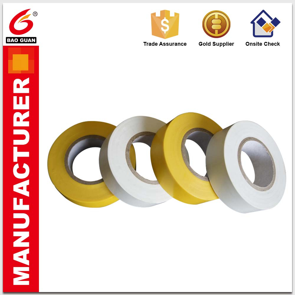 automobile wiring Easily torn apart PVC Electrical Tape For protection