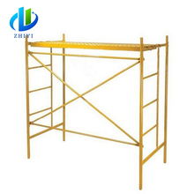 Best price list specifications h frame upright scaffolding