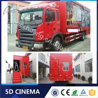 New Products 8D/9D/Xd Cinema 5D Car Driving Simulator